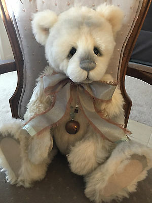 Charlie Bears Gorgonzola 2016 Isabelle Mohair Collection FREE US SHIP