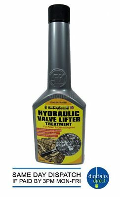 HYDRAULIC VALVE LIFTER TREATMENT OIL 325ml PETROL & DIESEL ENGINES ADDITIVE