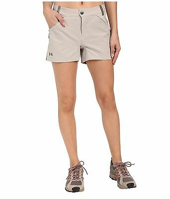 NWOT Under Armour UA ArmourVent Trail Shorts Womens S Small Size 4 2016 ab174
