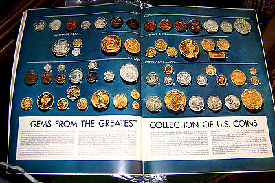 Eliasberg Greatest King of Coin Collection Ever Vtg 1950s Life Magazine Article