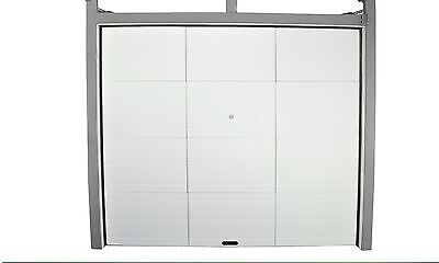 Sectional Garage Door Remote Control Greyish White High-quality Durable