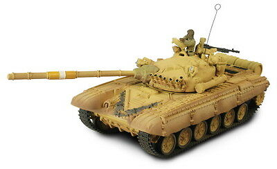 Forces Of Valor 1/72 Iraqi T72 Die Cast Model Fov85315