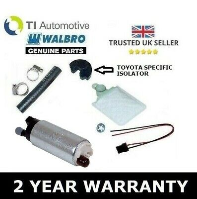 Walbro 255 Fuel Pump Upgrade Kit For Toyota Celica Gt4 St205 St185 St165 3S-Gte