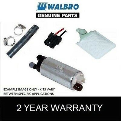 Walbro 190 Lph Fuel Pump Upgrade Kit For Ford Fiesta Mk3 (1994-1997)