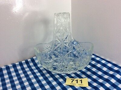 Beautiful Glass Basket