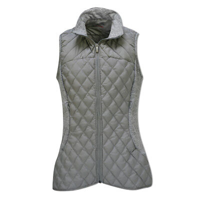 Adidas Ladies Tour Padded Gilet with ClimaWarm®
