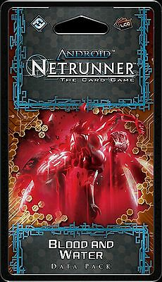 Netrunner Blood & Water Data Pack