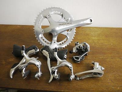 Lovely Dura Ace 7800 10 Speed Groupset In Very Good Condition Works Perfectly
