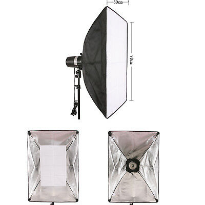 "DSLR KIT Photo Studio Softbox 50x70cm/20""x28"" with Speedring Universal Mount"