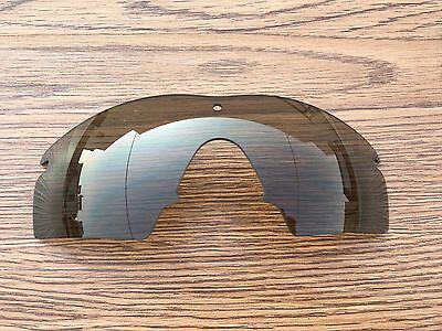 Inew brown tinted Replacement Lenses For-Oakley m frame 2.0