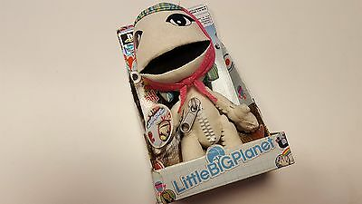OFFICIAL LITTLE BIG PLANET Sackgirl Plush Toy * NEW