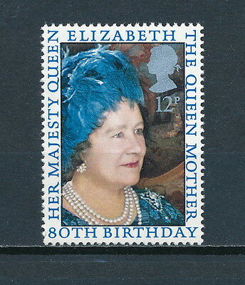 GREAT BRITAIN #919 MNH, Birthday of Queen Mother, 1980