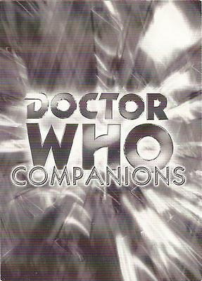 Doctor Who Trilogy Monochrome - 200 Card Complete Base Set