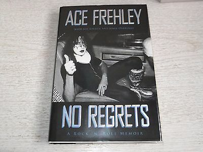 Ace Frehley Signed Book