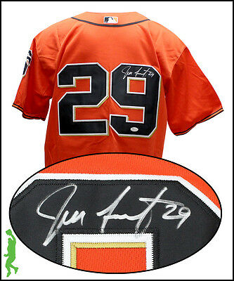 Jeff Samardzija Autographed Signed San Francisco Giants Baseball Jersey Jsa Coa
