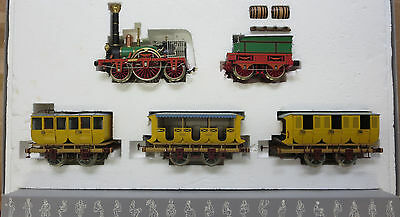 Marklin 5751 Adler Steam Locomotive & Passenger Set 1 Gauge
