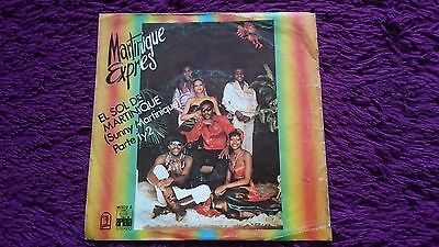 "Martinique Express - Sunny Martinique ,  Vinyl, 7"", 1976 , Spain , 16.922-A"