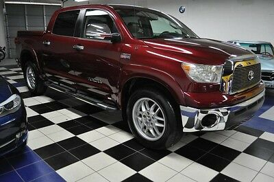 2007 Toyota Tundra X-SP EDITION - ONLY 46K MILES !CLEAN CARFAX! CARFAX CERTIFIED! BRAND NEW TIRES ! LEATHER! XSP