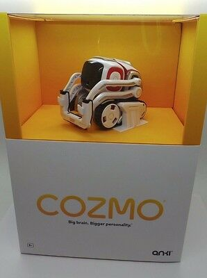 Brand New Sealed Anki Cozmo Robot By Anki Interactive Toy (108218-1) Rr6