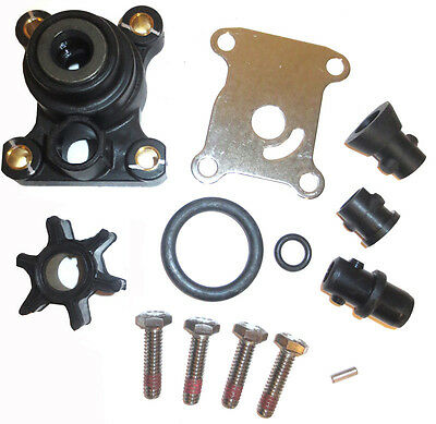 Johnson Evinrude 9.9 - 15 hp Water Pump Impeller Kit, Replaces 18-3327 - EMP