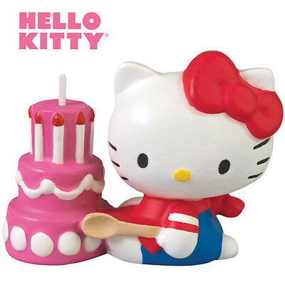Hello Kitty Birthday Candle from Wilton #7575