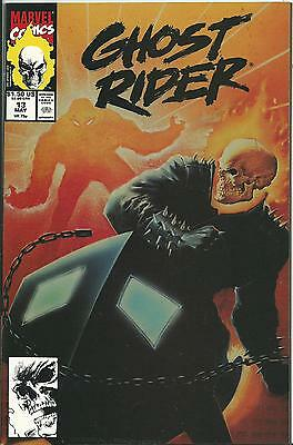 Ghost Rider #13 (2Nd Series)  (Marvel)  1990 (Nm-)