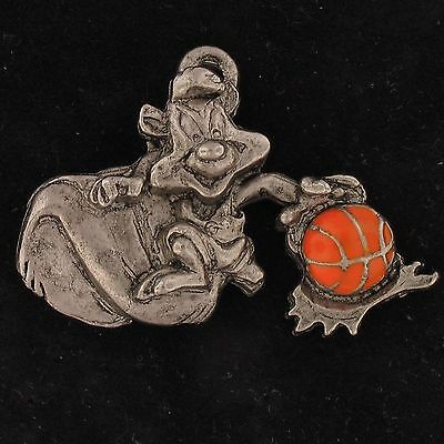 CHARM Pepe Le Pew WARNER BROS LOONEY TUNES WB STORE Pewter BALL 4267