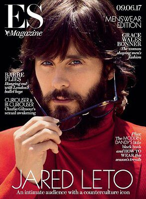 ES Magazine - Jared Leto Cover And Interviews - One Day Publication Only