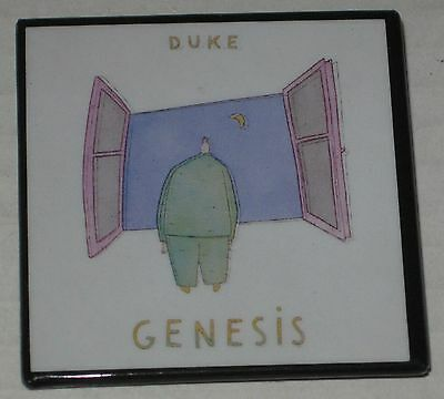"1980's Genesis ""Duke"" Album Pin 2"" x 2"""