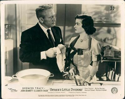 Father's Little Dividend Spencer Tracy Joan Bennett