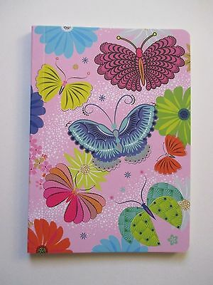 aa Butterfly Sky pretty NOTEBOOK journal Blank book travel diary Roger la Borde