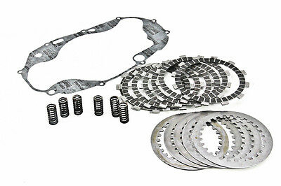 92-07 Suzuki RM125 Moose Complete Clutch Kit with Cover Gasket M90-111