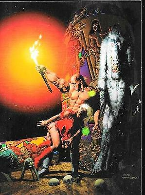 Richard Corben Collector Cards by Comic Images / Komplettes Trading Card Set