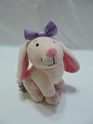 "Clifford's Puppy Days Daffodil Pink Bunny Rabbit Plush 8"" Toy Big Red Dog"