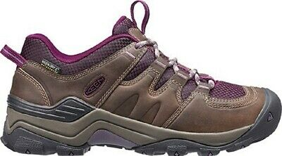 Keen Gypsum II Waterproof Womens Hiking Shoes- Brindle Dark Purple
