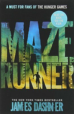 The Maze Runner Series New Paperback Book