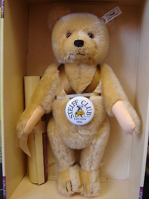 "Steiff 420054 Baby-Bär 1946 Blond 35 Club Edition 1995/96 ""Neu""(318)"