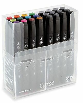 select one you want ShinHan Art TOUCH TWIN Marker Pen single 204 colors