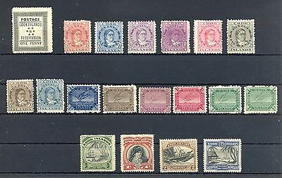 Cook Islands  19 St  Most * Mh    Most Vf