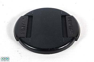 Pentax Front 49mm  Snap-On Lens Cap (Black)