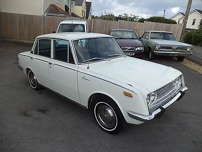 Toyota Corona 1900 Delux Auto 4Dr Retro Lhd Saloon(1968)Solid Car! Cool Project!