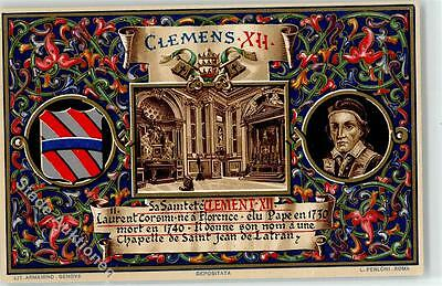 52117842 - Papst Clemens XII.