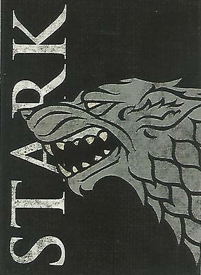 "Game of Thrones Season 2 - H1 ""Family Sigil"" Chase Card"