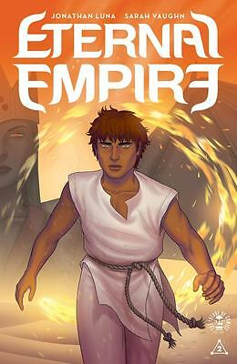 Eternal Empire #2, Near Mint 9.4, 2017, Unlimited Shipping Same Cost