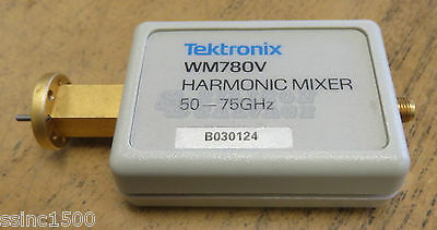 Tektronix WM780V Harmonic Mixer 50-75GHz