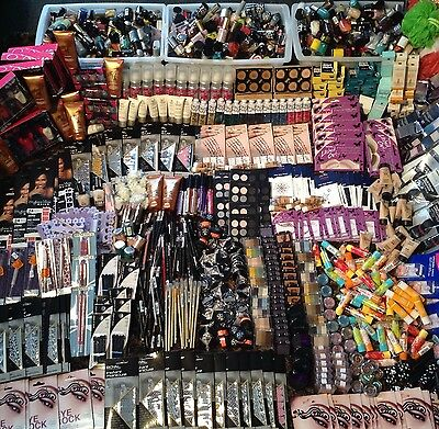 20 X Wholesale Joblot Mixed Named Branded Make Up/cosmetic Items💄💅👄🎉👠