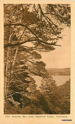 C-1910 Marin California Tomales Bay Highland Lodge Inverness Mitchell 1557
