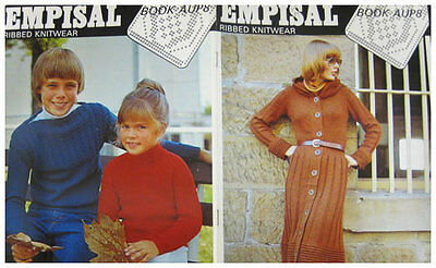 Empisal Book Aup8 - Family Winter Wear -  Good Condition