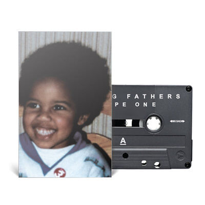YOUNG FATHERS Tape One Tape Two CASSETTE Album NEW 2017