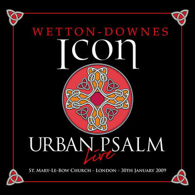 Icon - Urban Psalm: Deluxe Edition Live [New CD] NTSC Region 0, UK - Import